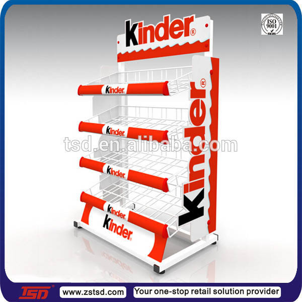TSD A017 Custom Retail Store Countertop Acrylic Chocolate Display/display  Stands For Chocolate/