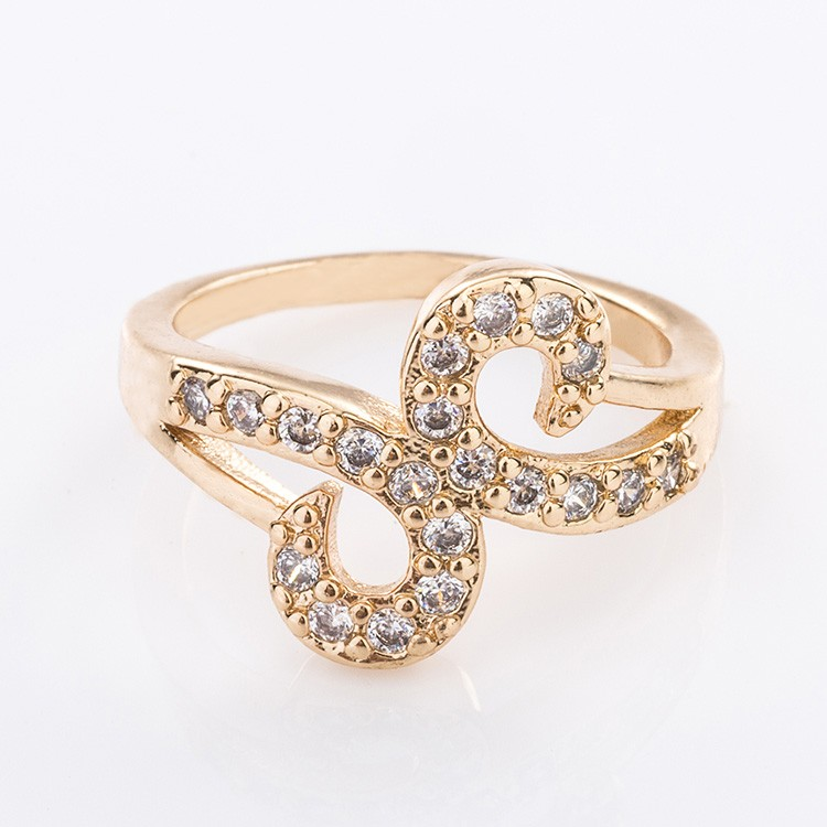 2017 New Product Wedding Ring Designs Jewelry For WomanLatest Gold