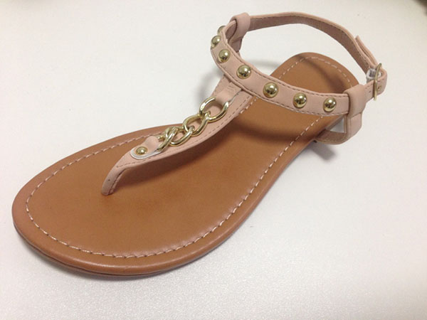 c460581f81afbc New Fashion Lady Fancy Latest Design Tpr Sole Summer Sandal Shoe ...