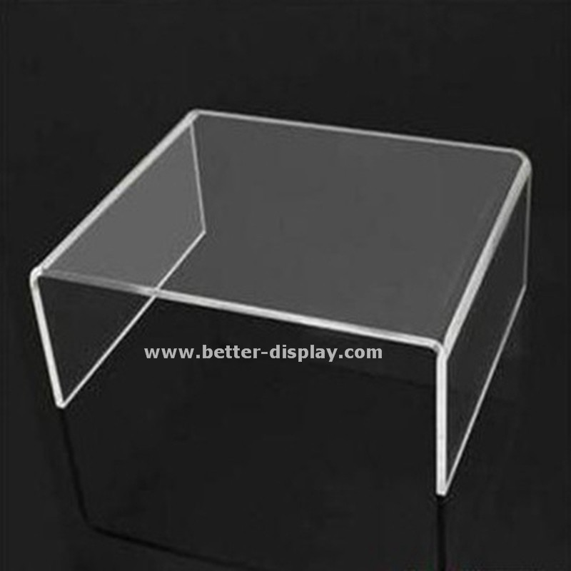 Acrylic belt display with printing logo/acrylic belt display case