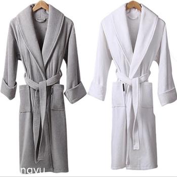 afb9f23087 Custom four seasons weave microfiber deluxe luxury sleeping family bath robe  set night gown
