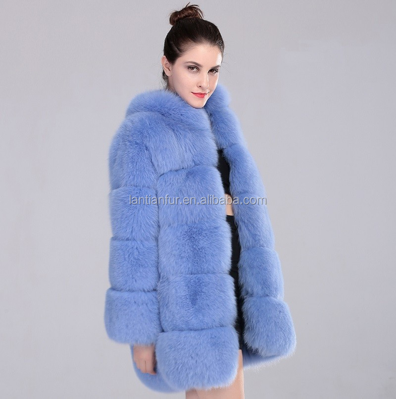 attractive price exquisite craftsmanship perfect quality Luxury New Baby Blue Fox Fur Coat Woman Real Fur Coat For Winter Warm Plus  Size Overcoat - Buy Blue Fox Fur Coat,Fox Fur Coat,Fur Coat Product on ...