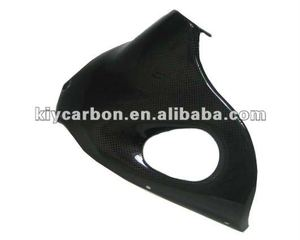 Carbon fiber motorcycle bugspoiler for Buell XB