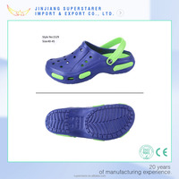 classic design eva clogs shoes, men clogs sandals