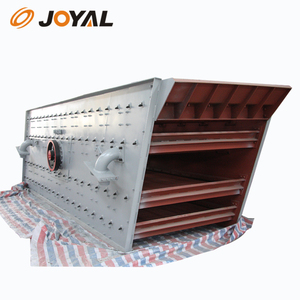 High sand vibrating screen with factory price
