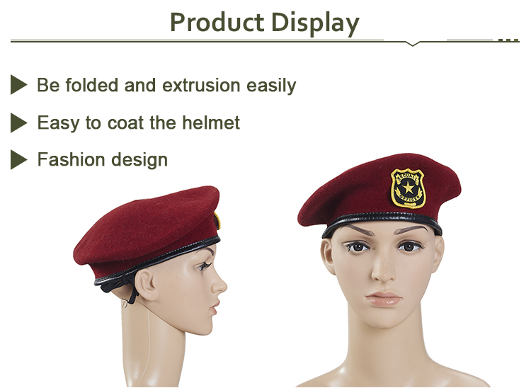 New Winter women hat Vintage Berets wool caps pillbox gorras planas hombre  beret boinas mujer Wool ca75caa84e2