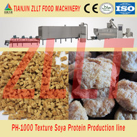 Texturized vegetable protein (TVP) production line from China