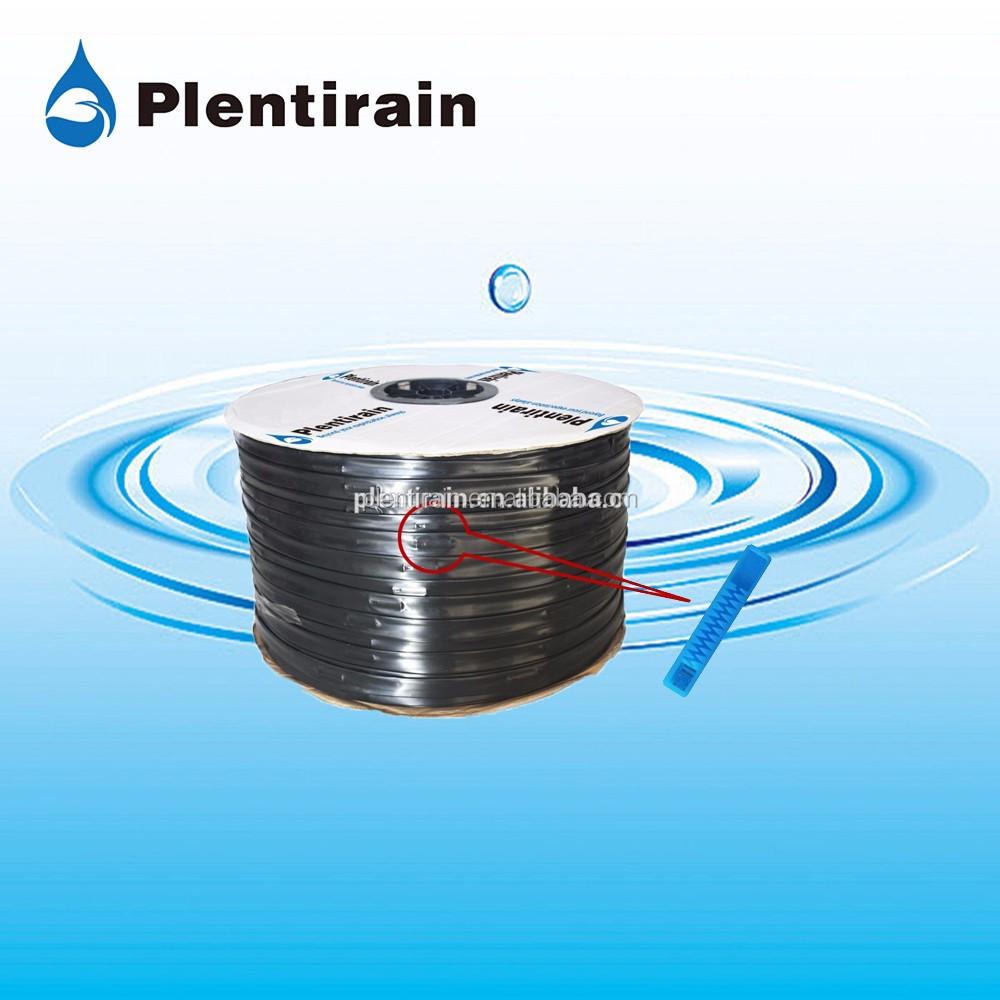 Black Pe Material Lay Flat Drip Tape,Pe Flat Emitter Agriculture ...