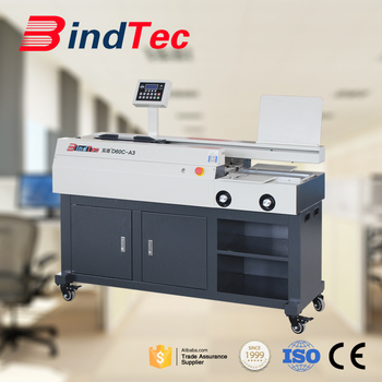 D60C-A3 Perfect Binding Machine  from China manufacturer