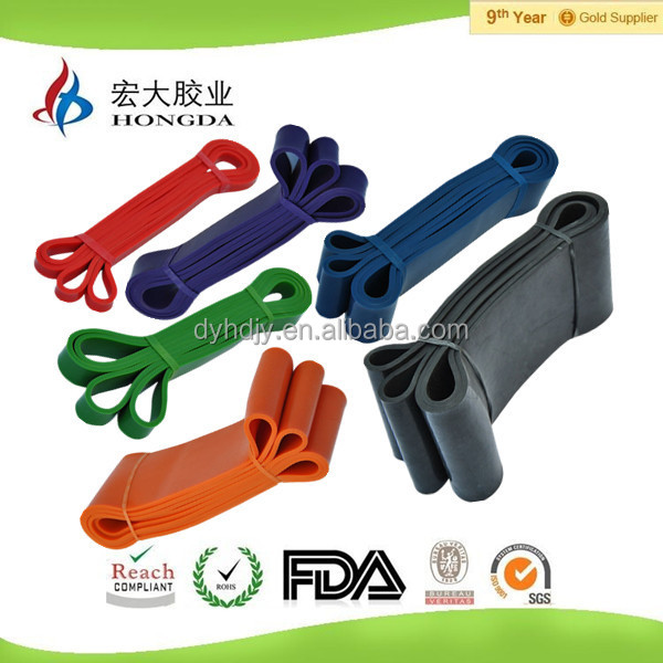 Best Durability Exercise Bands / Resistance Loop Bands Exercises For Legs