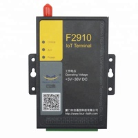 F2910 Narrowband IoT data transmission 3g/4g modem rs232 rs485 gsm modem remote control monitoring