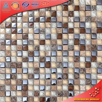 Ks69 Cocina Pared Y Piso Beige Inteligente Decorativo Azulejos Buy Inteligente Azulejoscocina Pared Y Floormosaic Azulejosmosaico Decorativo