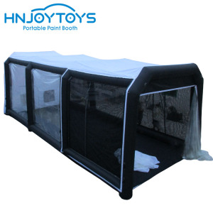 cheap prices inflatable paint booth spray Giant auto customized inflatable paint booth spray for oxford cloth