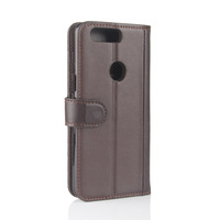 custom design wallet leather for oneplus 5t case