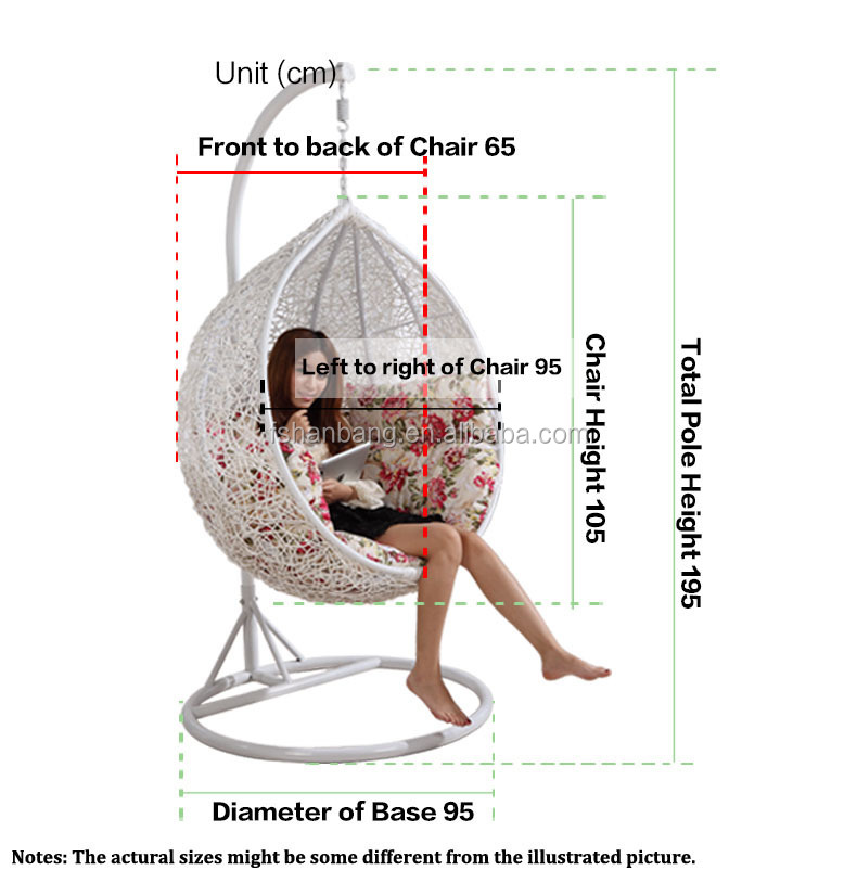 Egg Hanging Chair View Ging Chair Egg Love Rattan Product Details From Foshan Hanbang Furniture Co Ltd On Alibaba Com