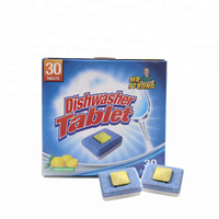 Brand name dishwasher tablet for your better life