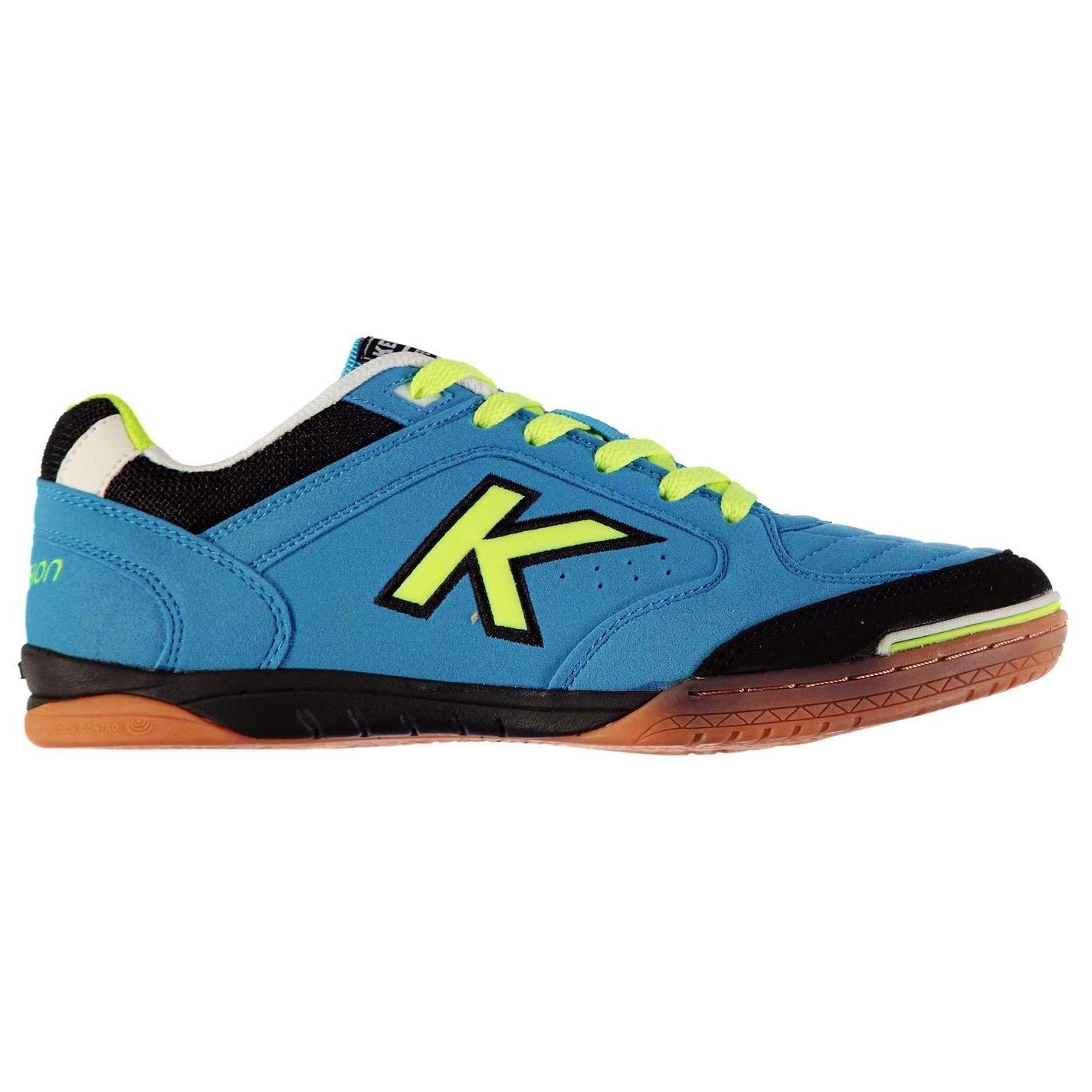 c04403d23 Get Quotations · KELME Mens Precision Indoor Court Trainers Football Shoes