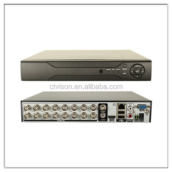 720P HD-TVI Standalone H.264 CCTV Security Surveillance DVR reliable china dvr manufacturer whatsapp 008613005471327