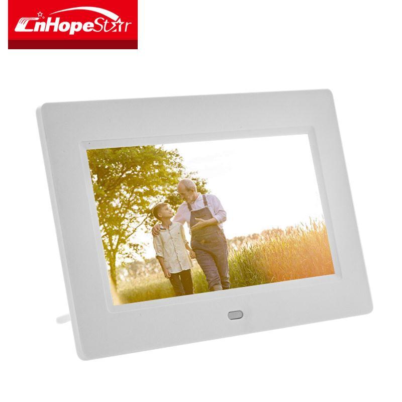 Groß Can Digital Picture Frames Play Videos Bilder - Badspiegel ...