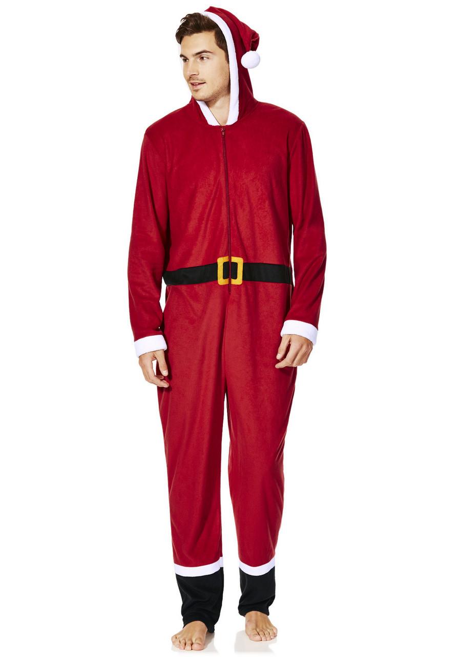 4d43fc124e86 Men Santa Onesie Plus Size For Christmas - Buy Onesie Plus Size ...