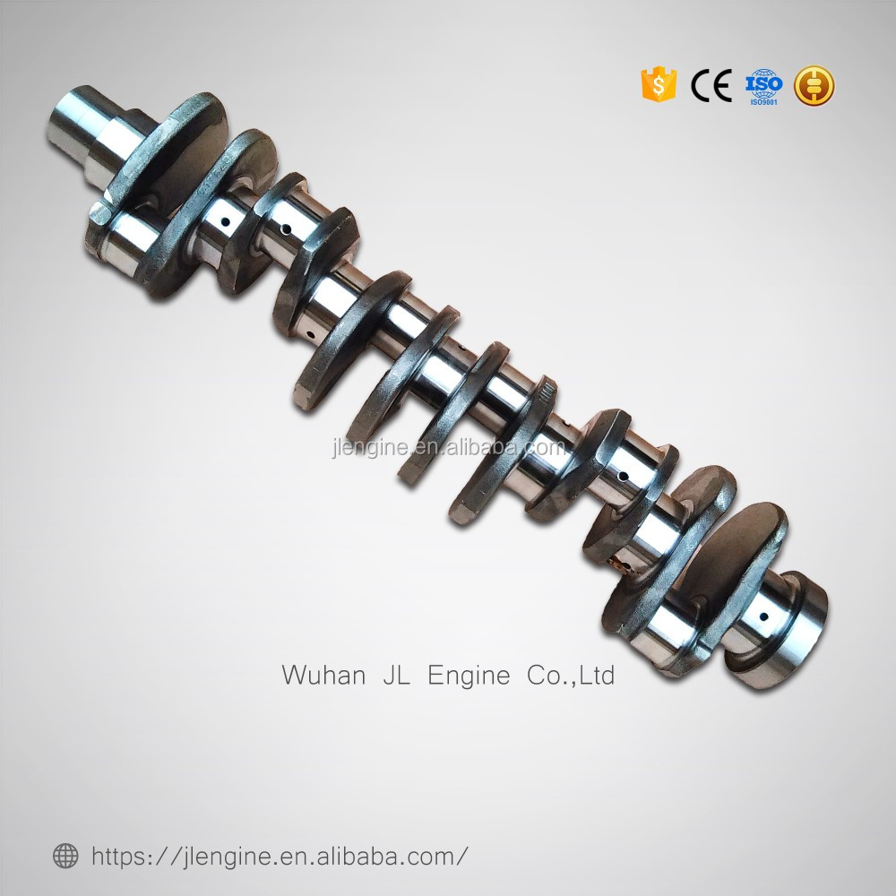 6ct crankshaft forged steel 3918986 for <strong>diesel</strong> engine parts