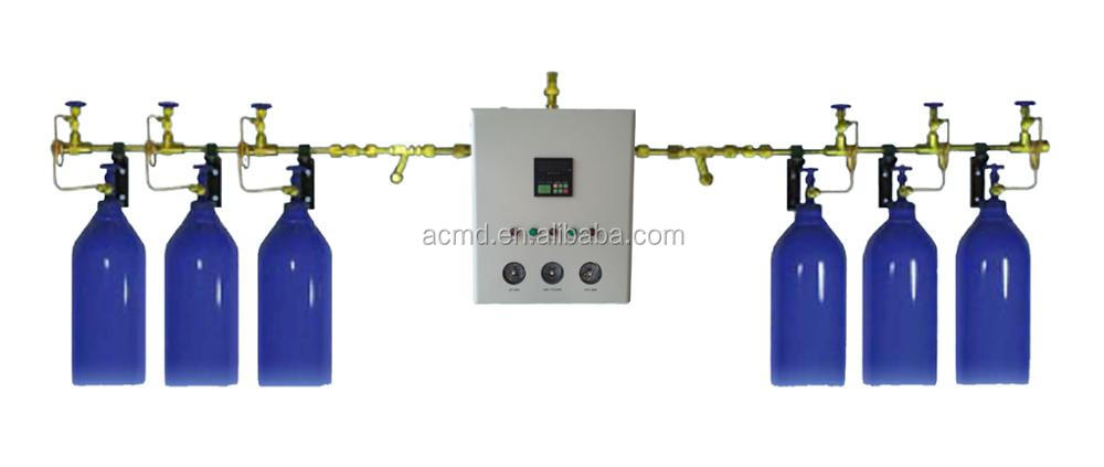 Medical Plastic Panel German Standard Gas Outlets For Gas Pipeline System
