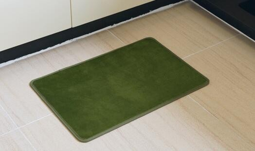 Washable Microfiber Rubber Backed Kitchen Runners Rugs