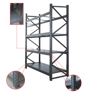 Warehouse/Industrial Heavy Duty Steel Plate Rack