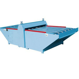 platform die cutting machine for PP/PE plastic corrugated sheet