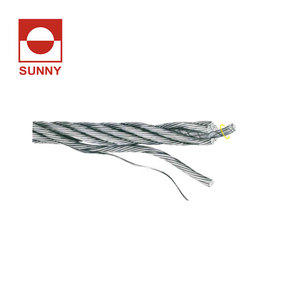 2017 good quality elevator stainless steel wire rope rice