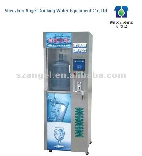 RO-100A-C Water Vending Station Water Vending Machine