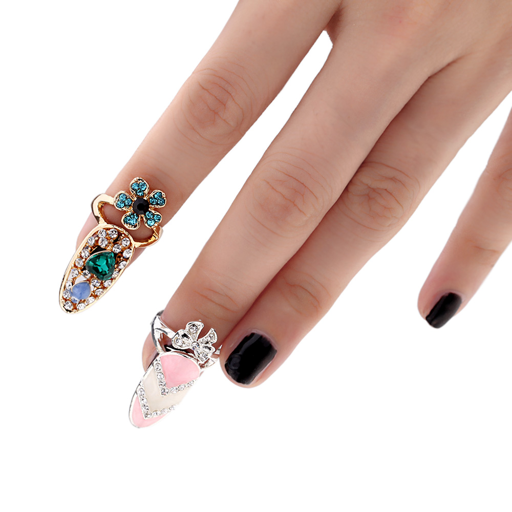 Cheap Nail Art Ring Finger, find Nail Art Ring Finger deals on line ...