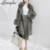 Winter Beige Cream Green Brown Soft Sheep Shearling Jacket Overcoat,Fox Fur Collar Mongolian Lamb Shearling Coat For Women