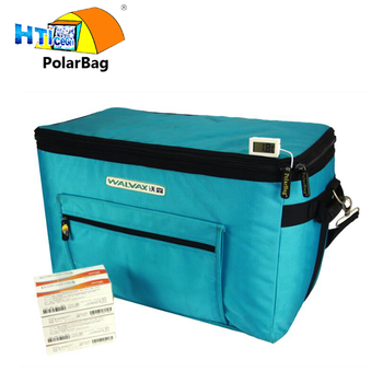 Laboratory Vaccine Insulated Transport Carrier Cooler Bag