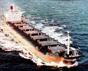Charter break bulk vessel from China/Tianjin/Shanghai to Haifa, Israel