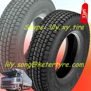 Double Star Brand 12R22.5 Truck Tyre on Sale