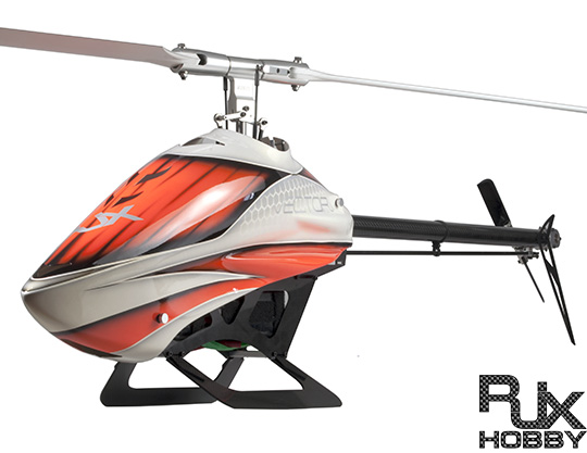 RJX VECTOR 700 3D top-ranking big electric rc drone helicopter with camera