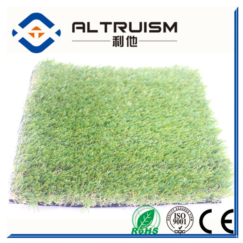 Natural Looking 4 Colors 40mm Tractor Carpets, Grass Artificial