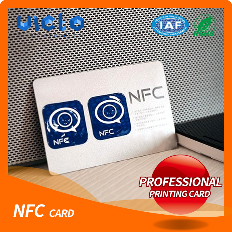 competitive price hotsell nfc sticker tag key fobs printable in China