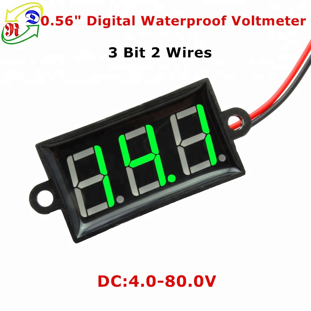 China Digital Voltmeter Wholesale Alibaba Motorcycle Wiring Diagram