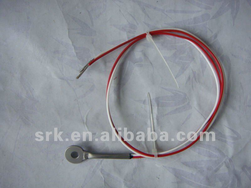 Two Wire Surface Pt100 Thermocouple Sensor - Buy Surface Pt100,Two ...
