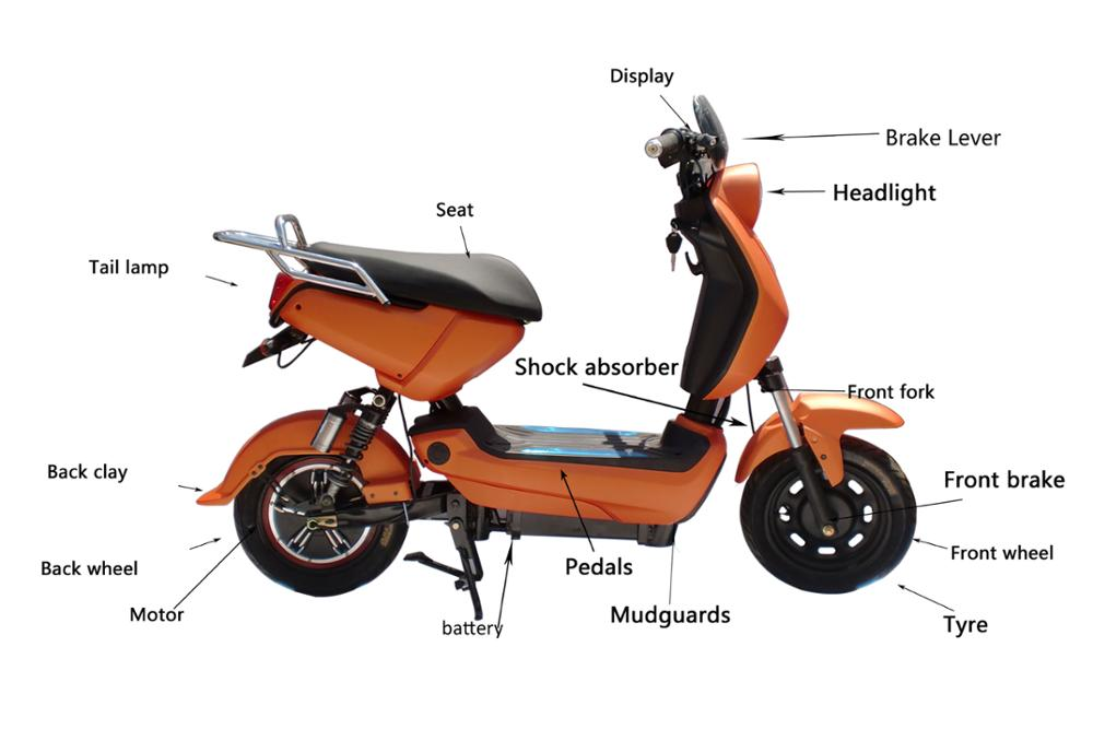 Manufacturer Price 48v Dirt Bike Electric Bicycle Prices In