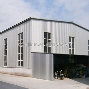 China Prefab Welding Steel Structure Frame Workshop Qingdao the steel structure