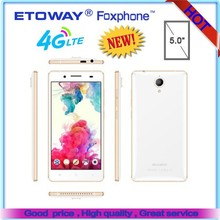 "Ultra thin 5.0""IPS 1280*720 MTK6735WP Quad core Slim 4G android phone"