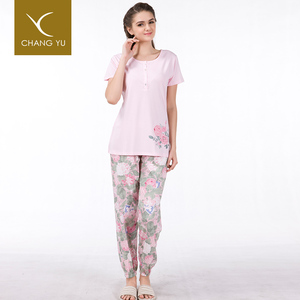 color brilliancy outlet online beautiful and charming Summer nighty womens hot style arabic cool girls delicate printed pajama  adult