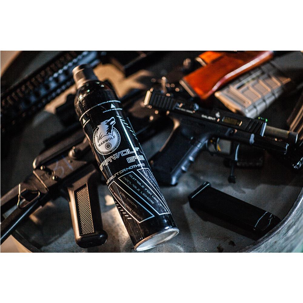 WarWolf gaz pour pistolet airsoft