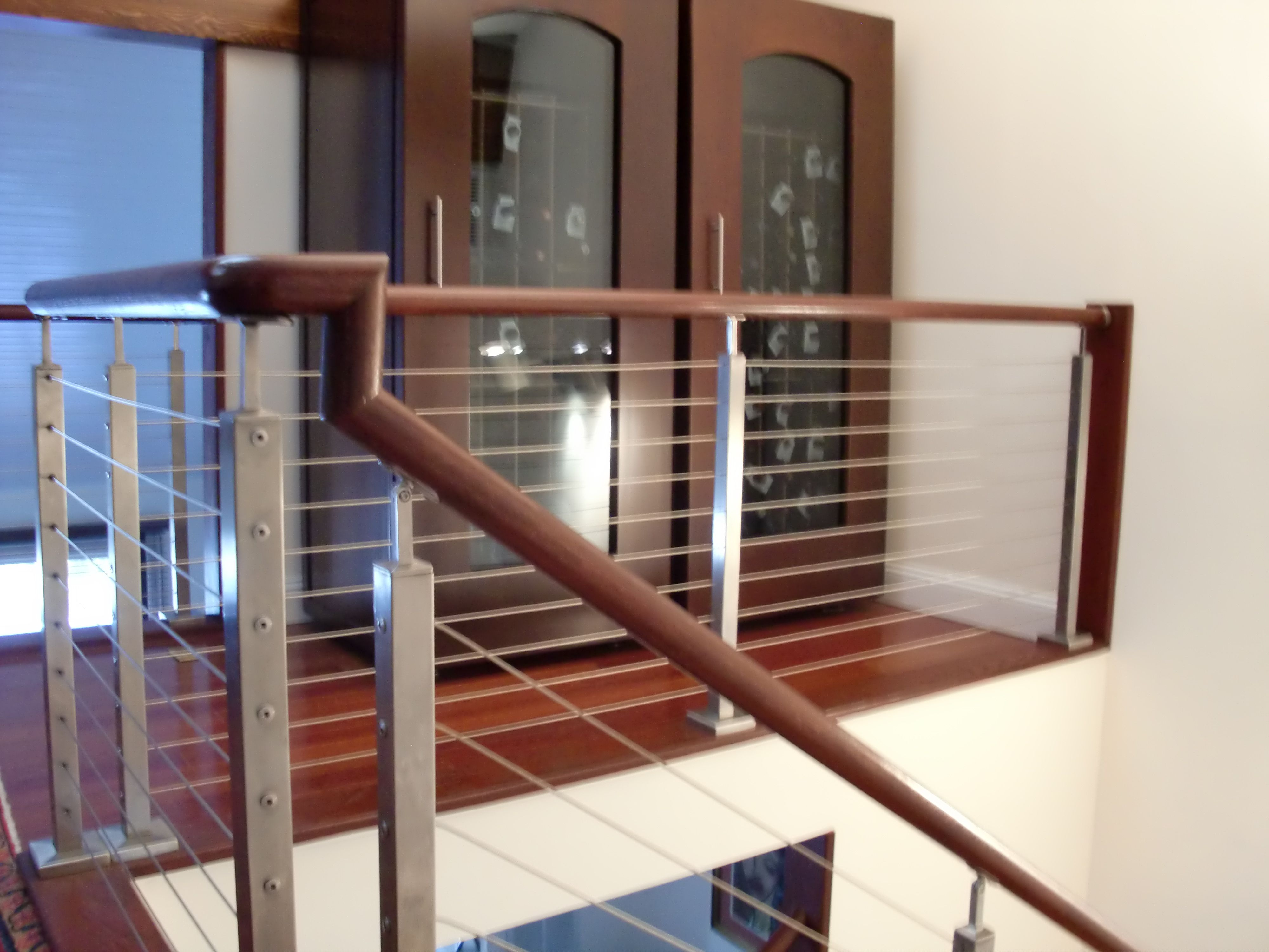 Stainless Steel Diy Cable Railing Kit