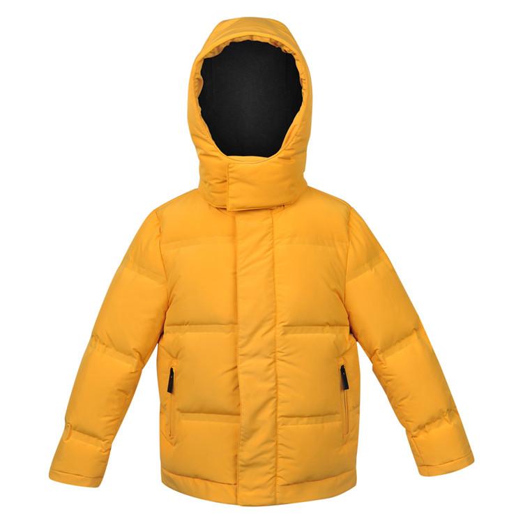Lightweight Warm Windproof Hooded Down Outerwear Coat Baby Boy's Kids Children Winter Down Jacket