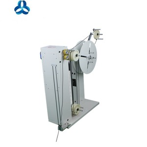 double wire spool machine /steel wire straightening and cutting machine