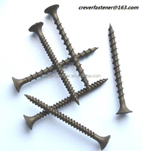 DIN/SGS/ISO drywall screws, cheap MDF drywall screws